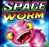 Gave le ver spatial de fruits dans le jeu spatial Space Worm