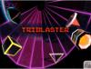 Deviens un tireur de l'espace dans le jeu Triblaster