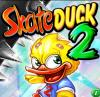 Fais du skate en compagnie d'un canard dans le jeu mobile Skate Duck 2