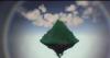 David O'Reilly propose un simulateur de montagne sur iOS baptisé Mountain !