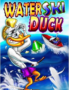 Water Ski Duck : un jeu d'adresse qui te fait glisser sur l'eau !