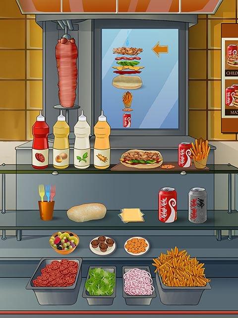 Doner Kebab : un jeu de gestion passionnant !