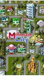Millionnaire City : fais fortune dans l'immobilier