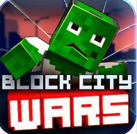 Block City Wars : deviens un héros de guerre