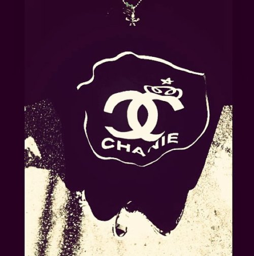 DIY : T-shirt chanie himchan