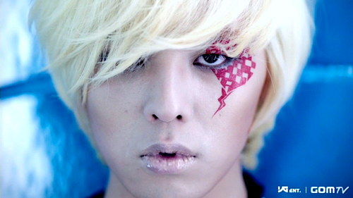 Make up : heartbreaker G-Dragon