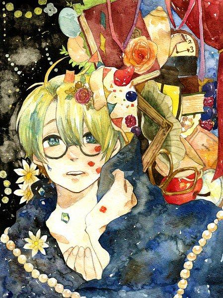 Fantaisie • Jeune garçon
