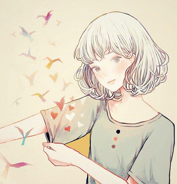 Art ♥ Jeune fille