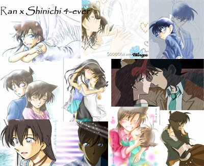 Ran x Shinichi 4-ever