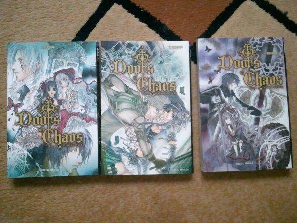. Manga - Doors of Chaos . .