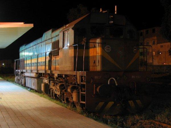 DK-553 à Taourirt