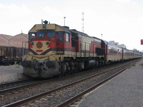 DH-365 à Taza