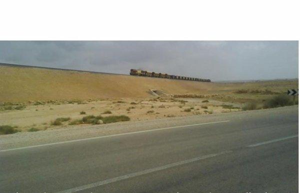 DH-350 Marchandises à la voie de Taourirt-Nador