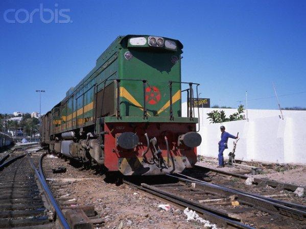 DK-550 à Tanger