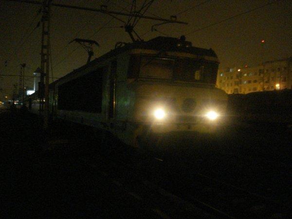 E-1305 à Casablanca-Voyageurs Pour Oujda