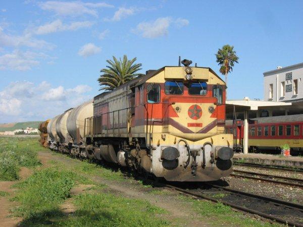 DH361 à Taza