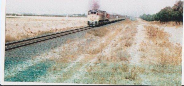 DH 370 + DH 350 Oujda-Fes à Beni Oukil