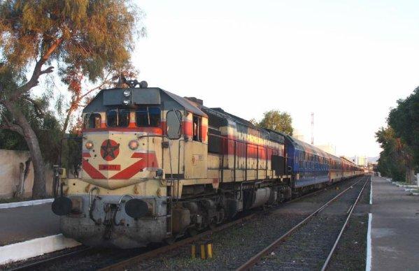 DH 371 à Oujda