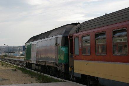 DF 100 à Tanger-Ville
