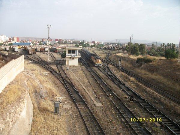DH 371 à Oujda pour Tanger à 18h15