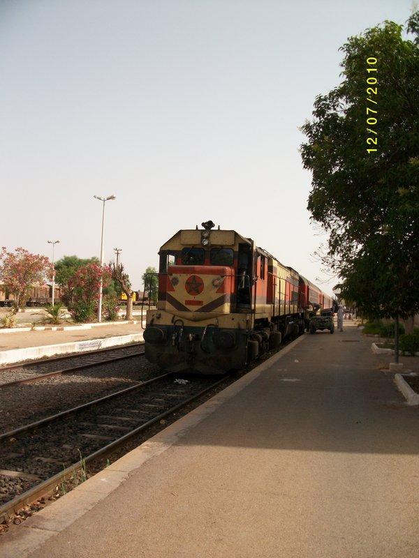 DH 359 Casablanca-Tanger-Oujda à Oujda