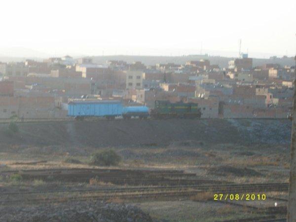 DI 500 au depot d'Oujda