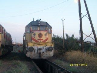 DH 372 au depot d'Oujda