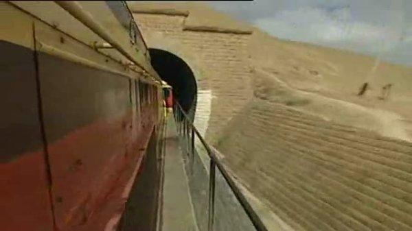 DH 350 Oujda-Fes en entrant le tunnel