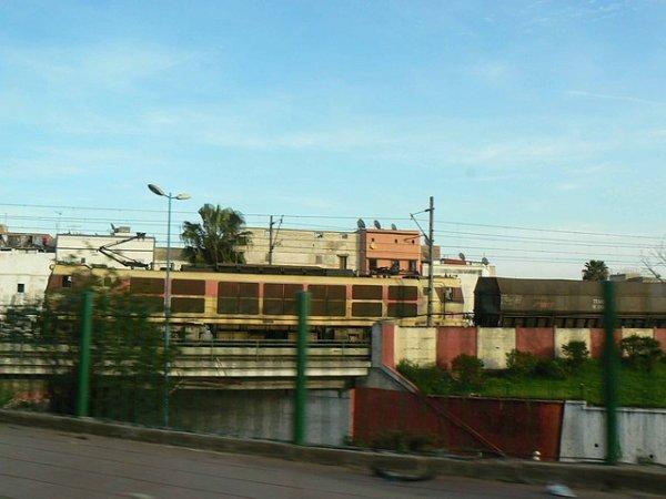 E 1200 à Casablanca