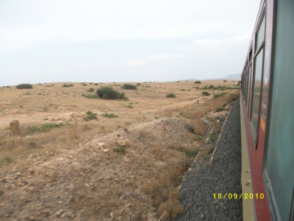 Train Casablanca-Oujda