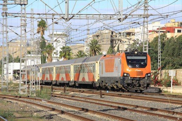 E 1405 à Meknes pour Fes