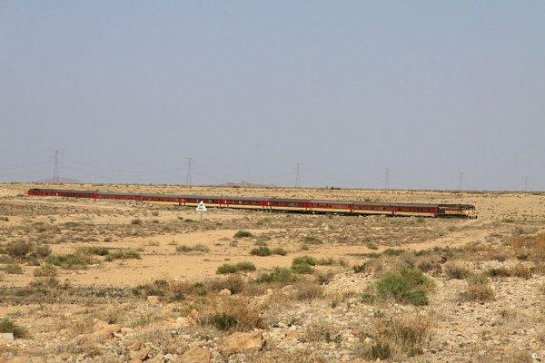 DH 372 Oujda-Fes à El Agreb