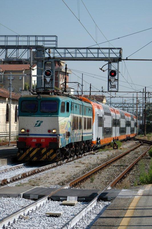 Z2M à l'Italie en 2007