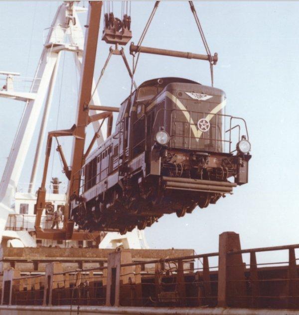 DG 200 en arrivant au Maroc ( 1973 - 1975 )