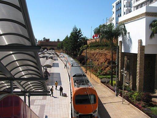 Z2M à Rabat-Ville