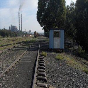 DH 350 à les mines de charbon de Jerada