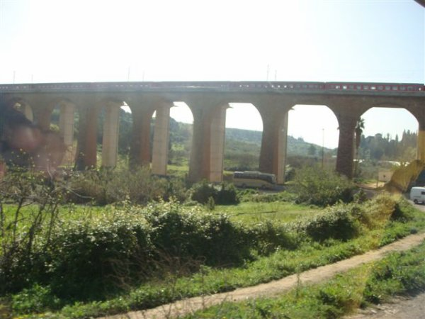Pont à Sebaa Aioune...à Meknes
