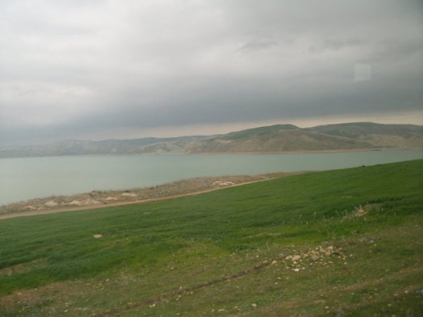 Barrage Idriss 1er entre Fes et Taza
