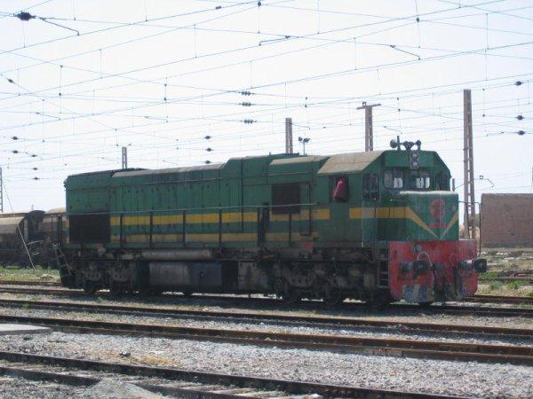 DK 550 à Safi