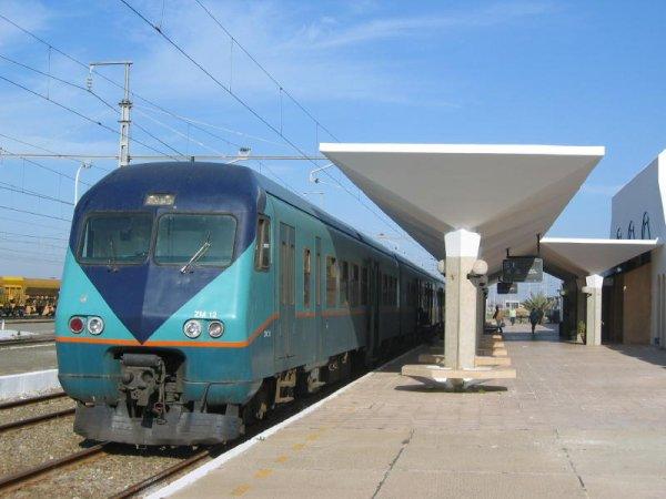ZM 12 à El Jadida pour Casa-Port