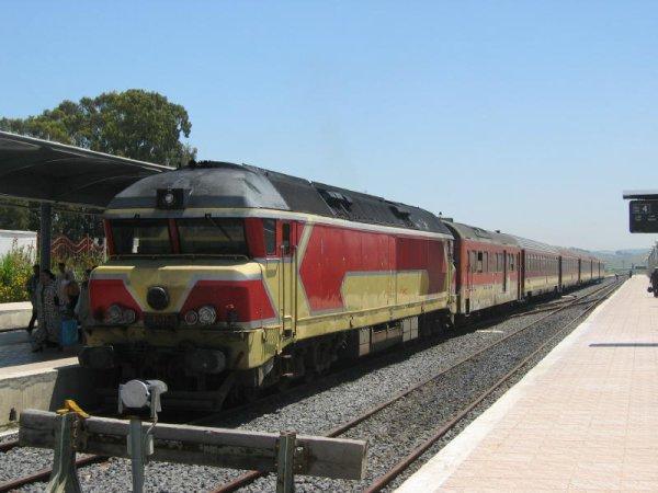 DF 111 à Tanger-Ville