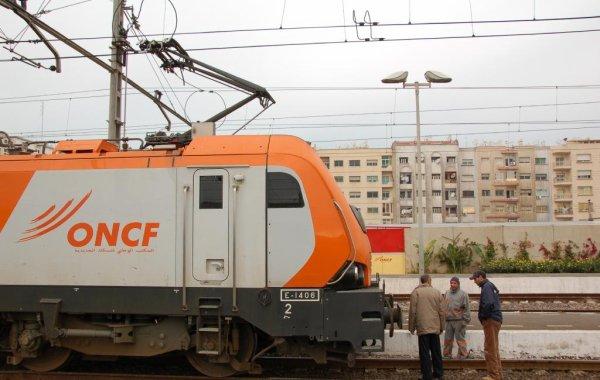 E 1406 à Casablanca-Voyageurs