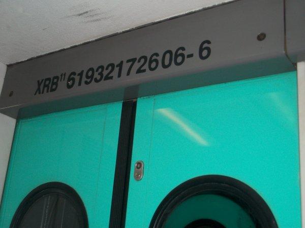 Voitures 2ème classe au train Tanger-Oujda à El Aioune ...par moii