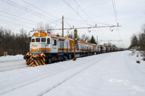 30 nouvelles  locomotives pour l'ONCF :DH 400