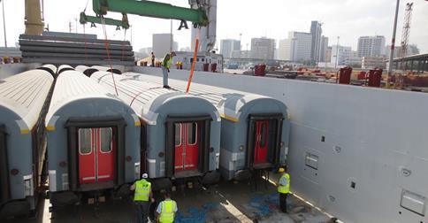 L'ONCF achète 20 wagons de la Roumanie