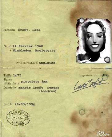Biographie sur Lara