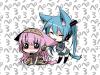 Luka & Miku en Chibi ;3