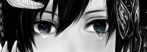 Sad eye's