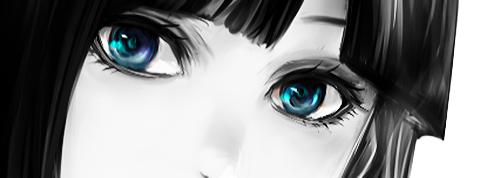 Eye's *-*
