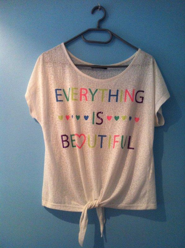 article I : Tee-shirt mim